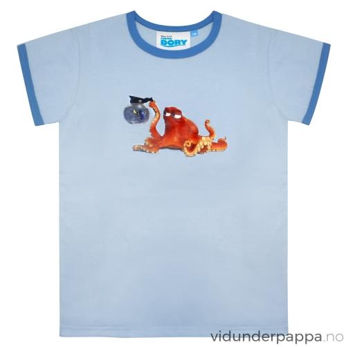 Flott barne-tskjorte  med Dory-motiv!